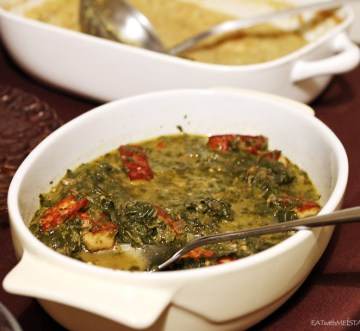 paneer spinach curry