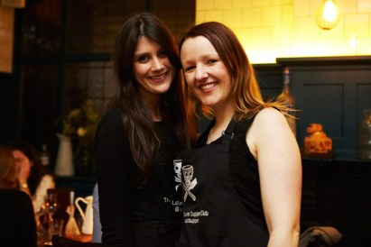 The Ladies behind - The Last Secret Supper Club