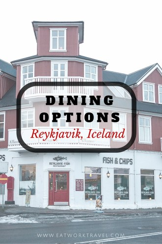 Dining Options around Reykjavik, Iceland