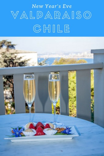 Looking for options of New Years Eve travel? Don't miss spending New Year's in Valparaiso, Chile to experience the massive firework display across the harbor!