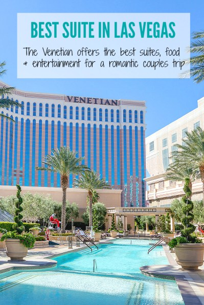 Going to Las Vegas with your significant other? The Venetian has the best suites in Las Vegas for your romantic, couples trip! | #venetianlasvegas #luxuryhotels #romanticlasvegas #lasvegastravel