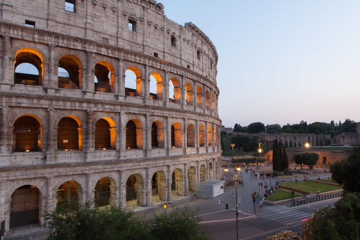"The Colosseum in Rome is a ""must see."" Elevate your experience by adding the underground to your tour! It gives you exclusive access to more of this massive structure. 
