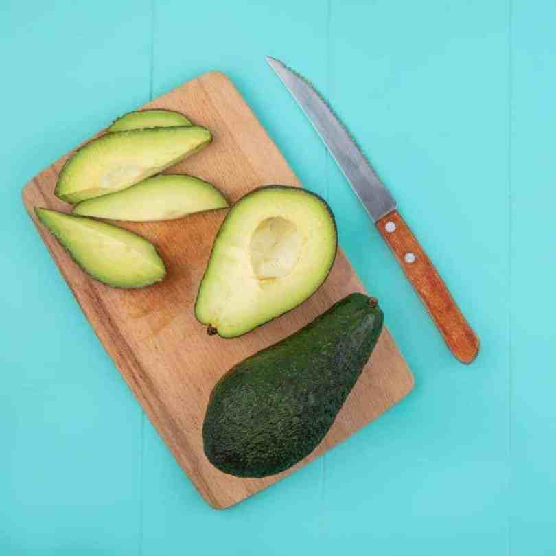 Eating suggestions of avocado superfood.