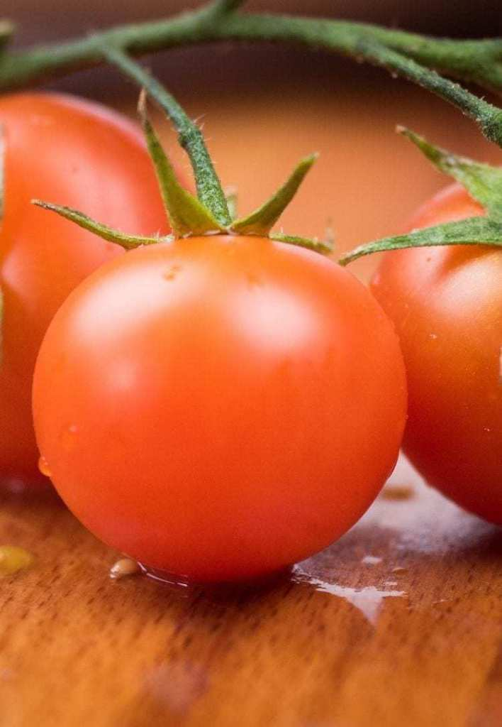 Health and Beauty Benefits of Tomatoes.