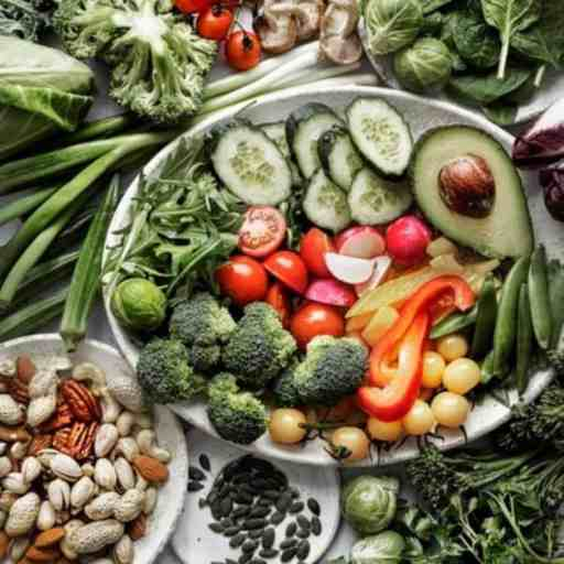Super foods to add into your healthy balanced diet.
