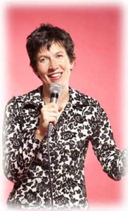 Nancy Norton, RN & Comedian