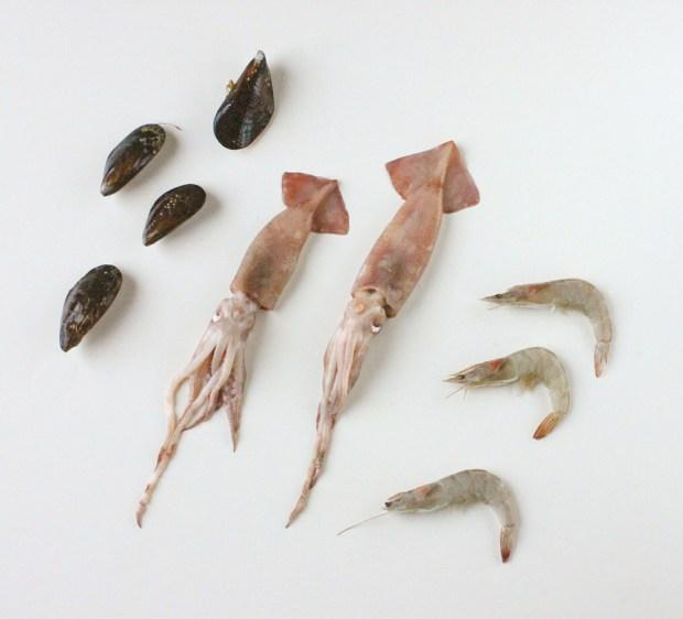 seafood @eatyourselfgreek