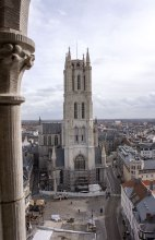 St Bavo's Cathedral (works in progress)