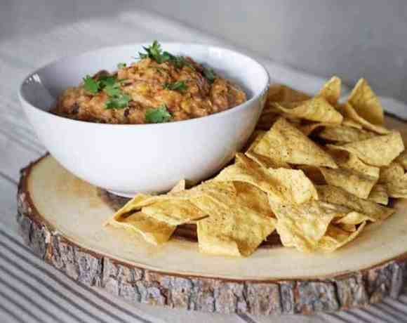 Healthy Creamy Chip Dip