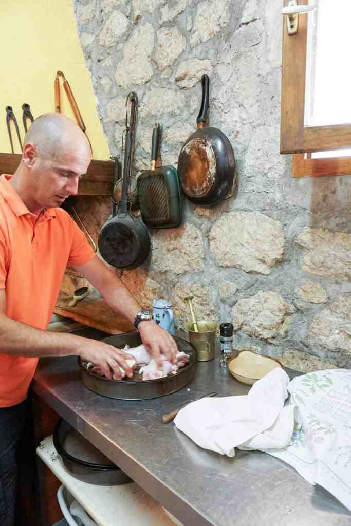 Wine Tour and Traditional Peka Cooking Class in Croatia's Peljesac Peninsula. A perfect way to explore Dalmatia and a great day trip from Dubrovnik. Vinarija Bartulovic