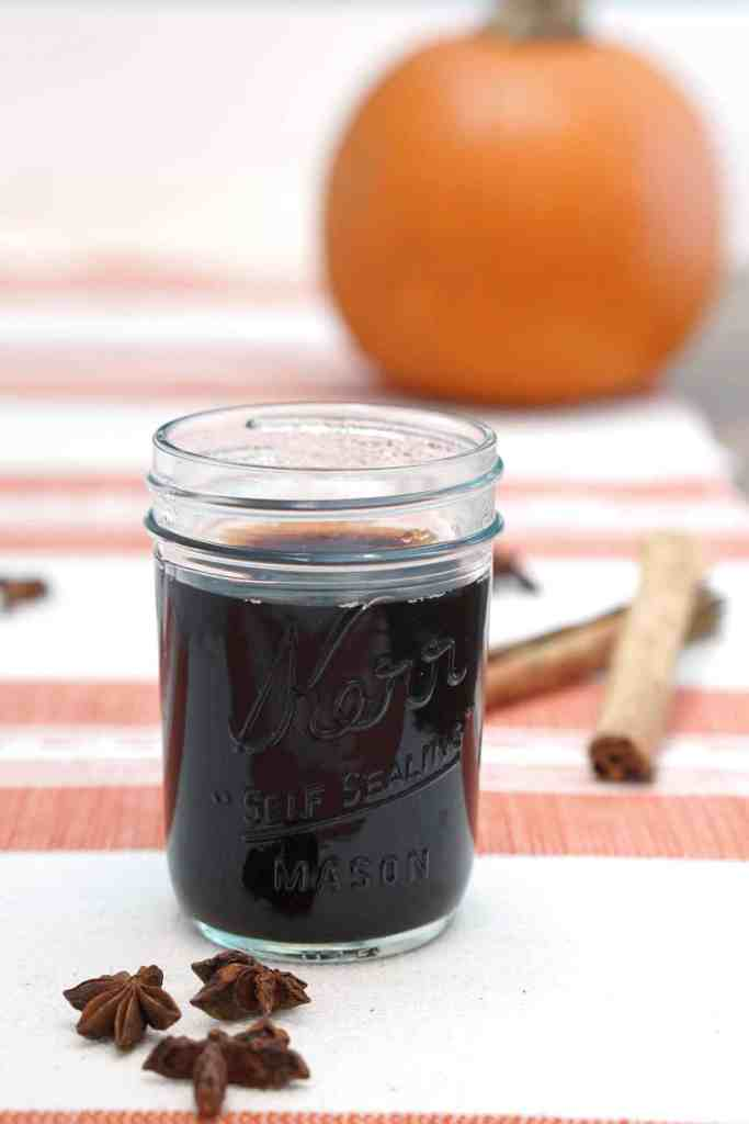 Looking for a little holiday spice without the sugar crash? This pumpkin spice coffee recipe is quick enough to fit in any morning routine and healthy enough to savor every day.