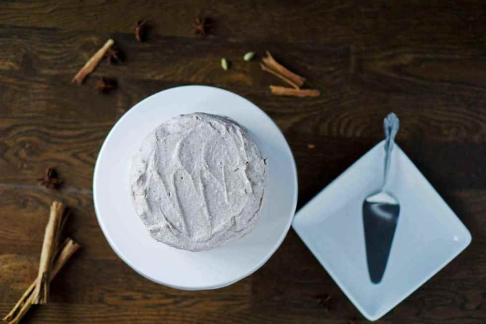 A Paleo Pumpkin Spice Cake that's light and fluffy with rich taste? Am I dreaming? Nope! This cake is a mind-blowing combo of delicious and healthy with plenty of spice for the holiday season.