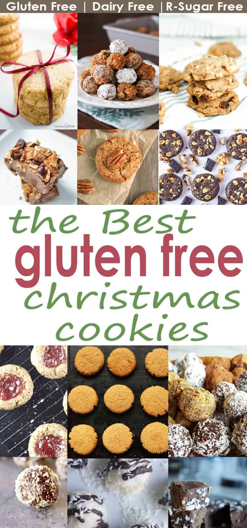 The Best Gluten Free Christmas Cookies To Impress Your Favorite