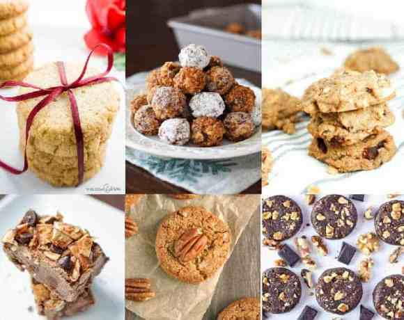 The best Gluten Free Christmas Cookies to impress your favorite gluten eaters