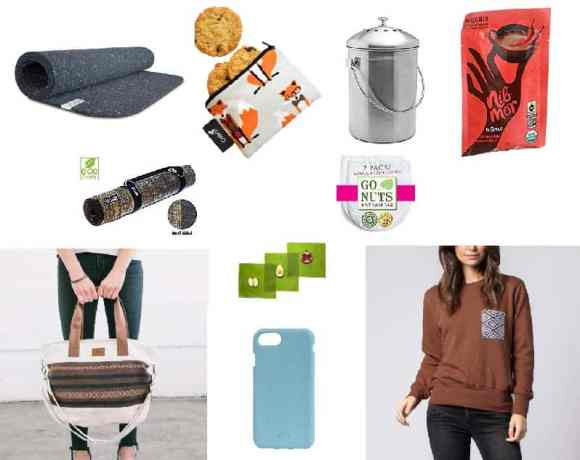 eco friendly gifts: the gift guide for your crunchy friend