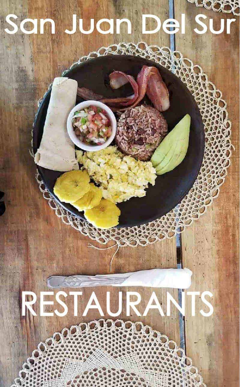 Our Favorite San Juan del Sur Restaurants, from falafel and craft beer to sushi and freshly farmed fish, SJDS has got your covered. Even organic smoothies and happy hour