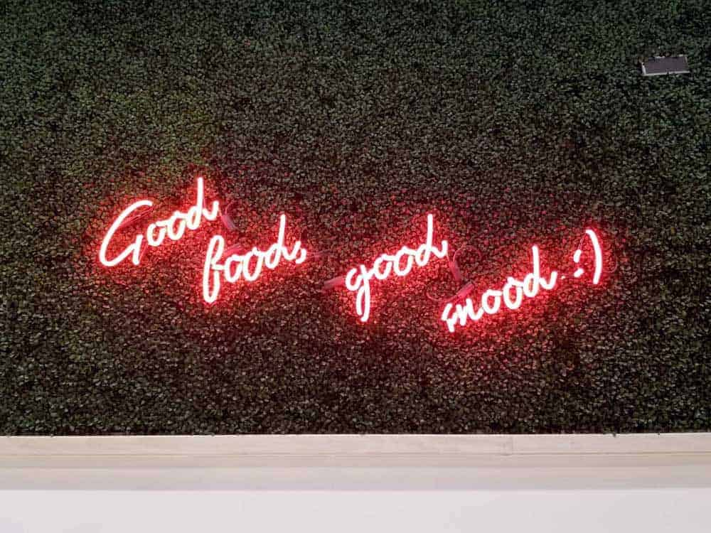 Good Food, Good Mood. That's the type of eats you'll get at Vibe Kitchen