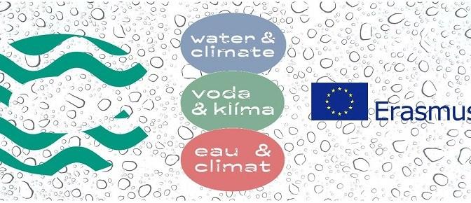 Projet européen EAU ET CLIMAT