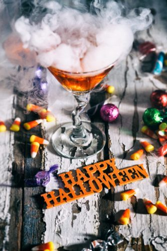 Cocktails and Halloween Candy Pairing @ Eau Claire Distillery    Turner Valley   Alberta   Canada