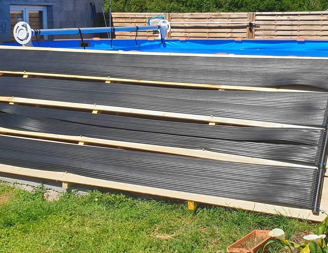 chauffage solaire pour piscine prix