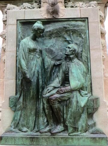 Lamarck et sa fille