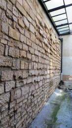 Philippe Auguste derreire caserne rue du Cardinal Lemoine