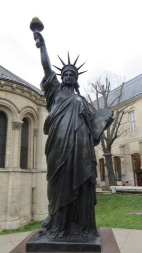 Statue de la Liberté musée des Arts et Métiers