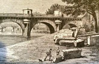 Pont Neuf au XIXe siècle