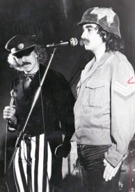EAV - Café Passé live (1981) - mit Klaus Eberhartinger und Gert Steinbäcker