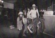 """Fotosession """"Rasta Disasta Reggae"""" (1981)"""