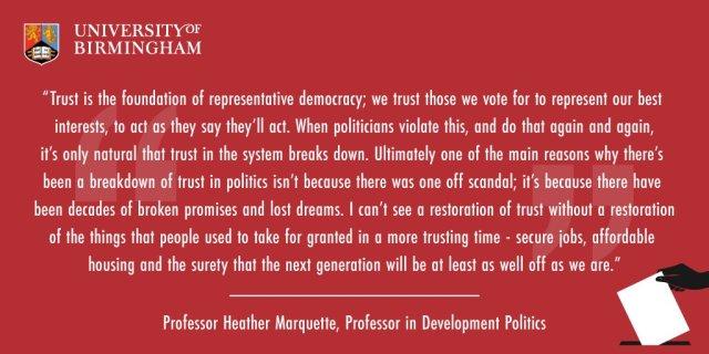 MARQUETTE DEMOCRACY