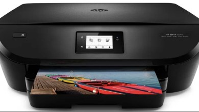 Photo of HP ENVY 5540 PRINTER DRIVER