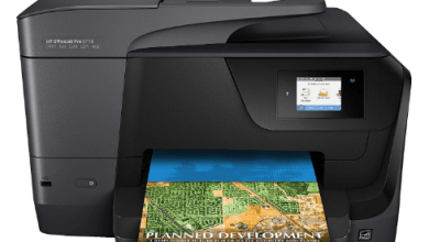 Photo of HP OFFICEJET PRO 8710 PRINTER DRIVER