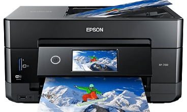 Photo of EPSON XP-7100 DRIVER