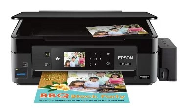 Photo of EPSON XP-340 DRIVER