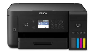 Photo of EPSON ET-3700 DRIVER