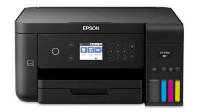 Photo of EPSON ET-3700 DRIVER