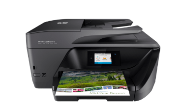 Photo of HP OFFICEJET Pro 6975 DRIVER