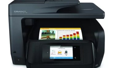 Photo of HP OFFICEJET Pro 8727 DRIVER