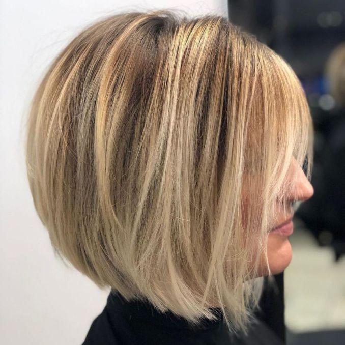 34 stylish layered bob hairstyles – eazy glam