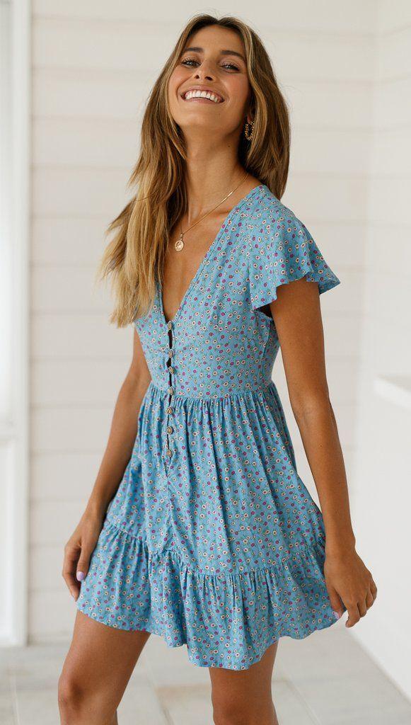 38 Cute Summer Dresses Ideas - Summer Outfit Inspiration ...