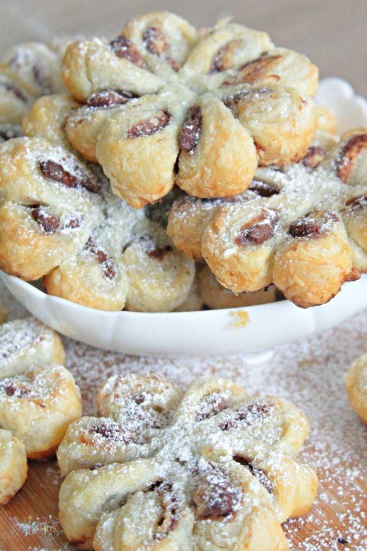 Nutella pastry recipe