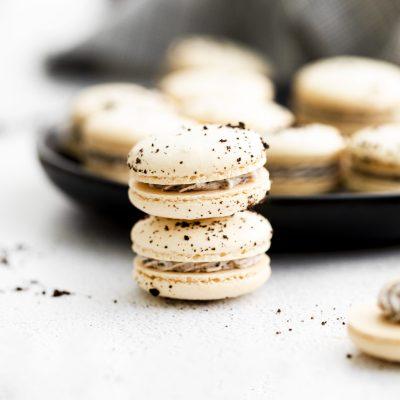 Oreo macarons recipe