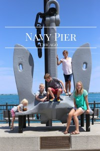 How to Spend a day at Navy Pier, in Chicago Illinois