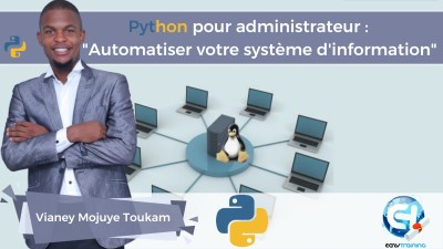 PYTHON (ADMINISTRATION SYSTEME LINUX)