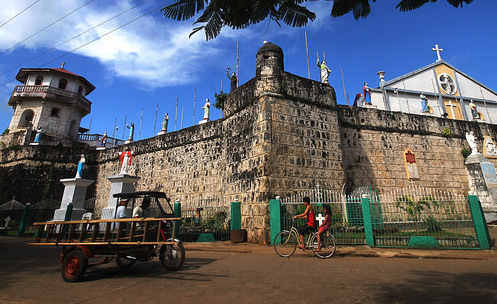 Cuyo Island, Palawan: Cuyo Fort and St. Augustine Parish Church