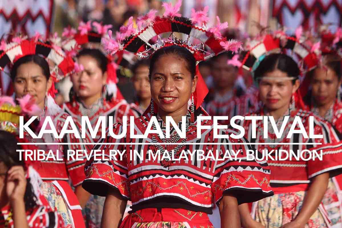 Kaamulan Festival: Tribal Revelry in Malaybalay, Bukidnon