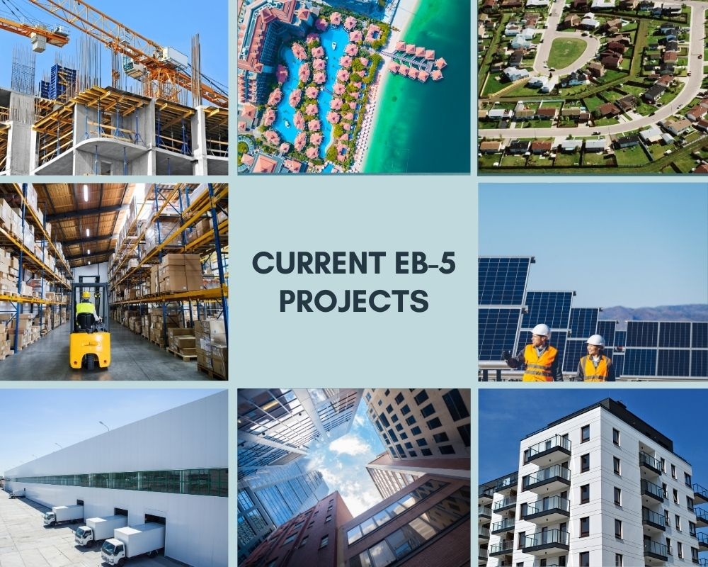 current EB5 Projects