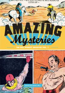 Amazing Mysteries The Bill Everett Archives Vol 1 Cover