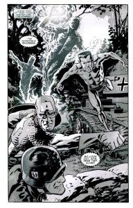 Captain America And Bucky Interior 4